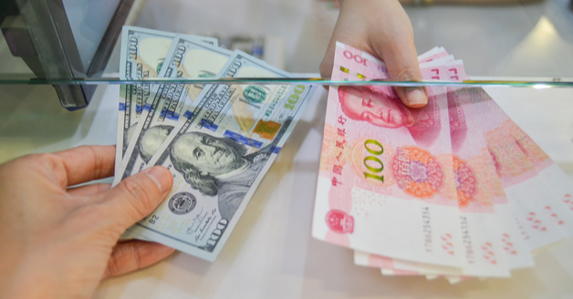 send money out of China
